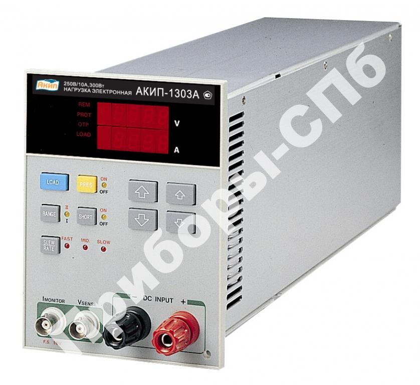3300С + GPIB - шасси для модульных электронных нагрузок АКИП