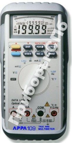 APPA 109N - мультиметр цифровой