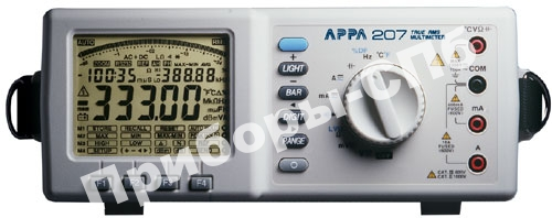 APPA 207 - мультиметр цифровой