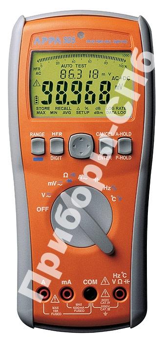 APPA 503  Цифровой мультиметр