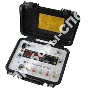 БСЗ-010-1 - электронный микроомметр