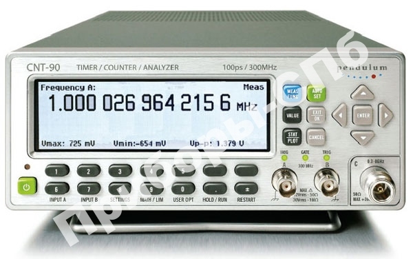CNT-90 - частотомер