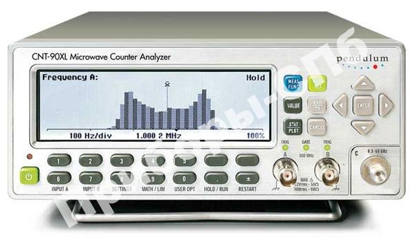 CNT-90XL-60G - частотомер (60 ГГц)