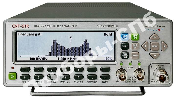 CNT-91 - частотомер