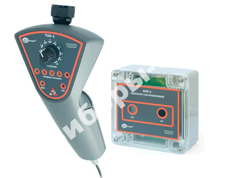TG-1 Ультразвуковой комплект для контроля герметичности транспортных средств, резервуаров и трубопроводов