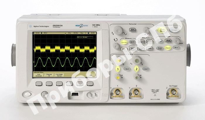 DSO5012A - осциллограф