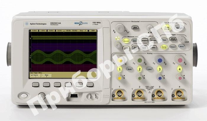 DSO5014A - осциллограф