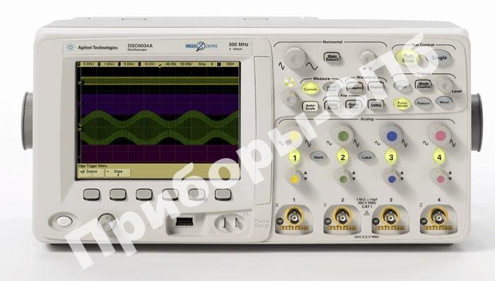 DSO5034A - осциллограф
