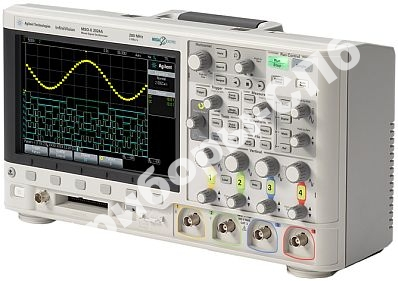 MSOX2002A - осциллограф