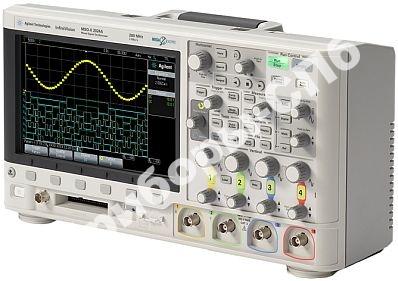 MSOX2024A - осциллограф