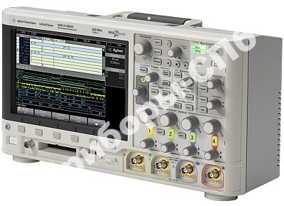 DSOX3034A - осциллограф