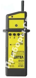 Е121 ДЯТЕЛ - сигнализатор скрытой проводки