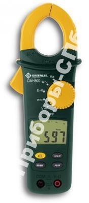 CM-800 - токовые клещи