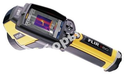 FLIR B60 - тепловизор для обследования строительных сооружений