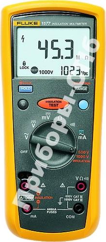 Fluke 1577 - мультиметр-мегаомметр 500/1000 В