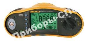 Fluke 1651B - тестер электрических установок