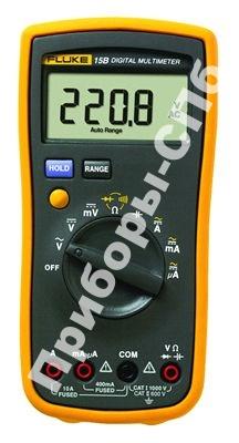 Fluke 15B - цифровой мультиметр
