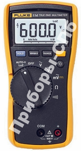 Fluke 114 - мультиметр цифровой