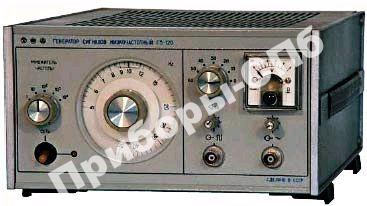 Г3-120 - генератор НЧ