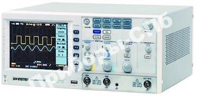 GDS-2202 - цифровой осциллограф