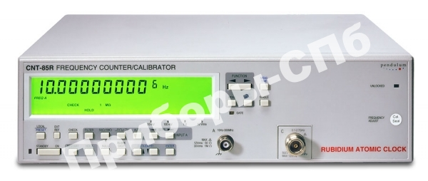 CNT-85R - частотомер