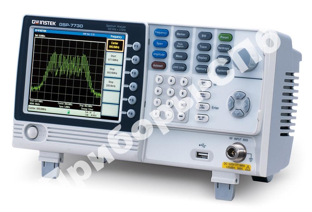 GSP-7730 - Анализатор спектра цифровой