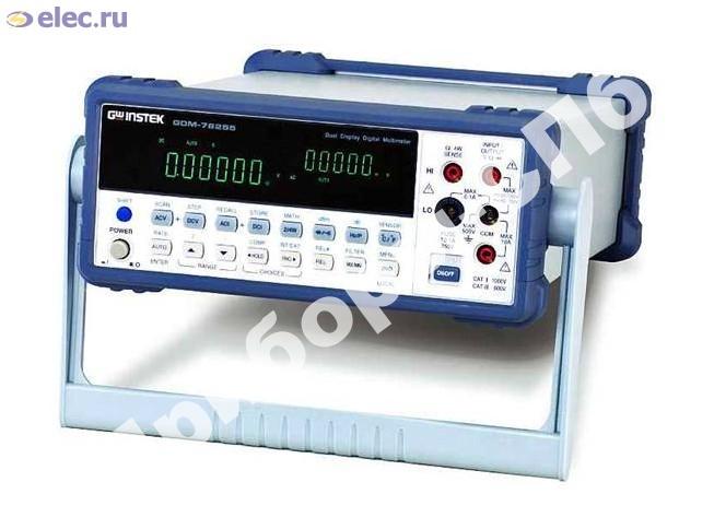 GDM-78251A - вольтметр универсальный
