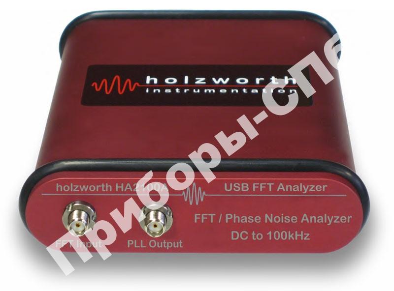 HA2100A - анализатор спектра (приставка к ПК)