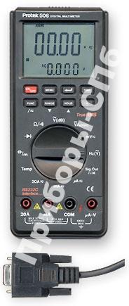 Protek 506 - мультиметр цифровой