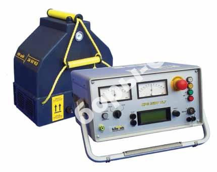 KPG 20кВ VLF - портативная установка для испытания кабеля из сшитого полиэтилена 20 кВ