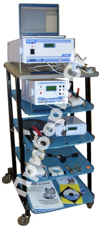 ИКВ-01 - комплекс безразборного контроля высоковольтных выключателей