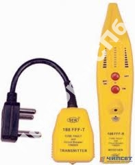 188 FFF - идентификатор предохранителей, автоматов защиты и неисправности шины заземления