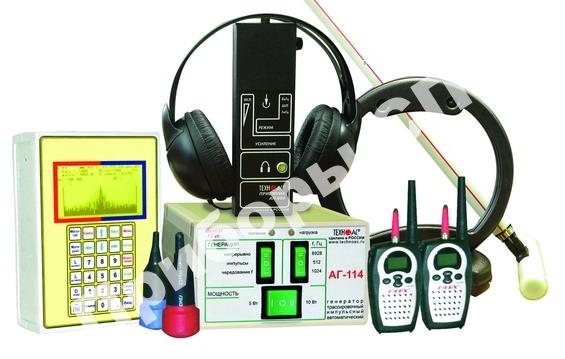 ИСКОР-405 - комплект специальный течетрассопоисковый