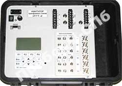 ИТТ-2 - имитатор трехфазных токов проводимости высоковольтных вводов для проведения тестирования и настройки диагностического оборудован