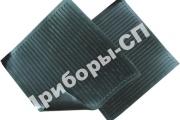 Коврик диэлектрический - 750х750 мм.