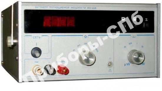 М3-22А - измеритель мощности СВЧ-сигналов