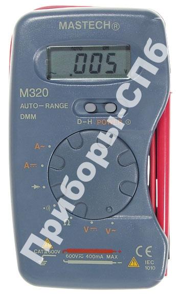 M320 - мультиметр