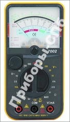 7002 - мультиметр аналоговый (тестер)
