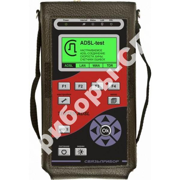 TESTER ADSL — анализатор ADSL с рефлектометром