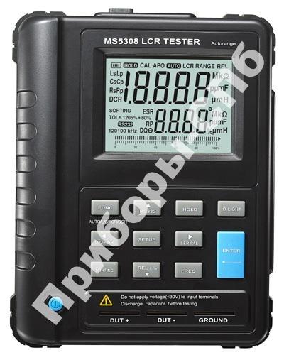 MS5308 - цифровой мостовой измеритель RLC