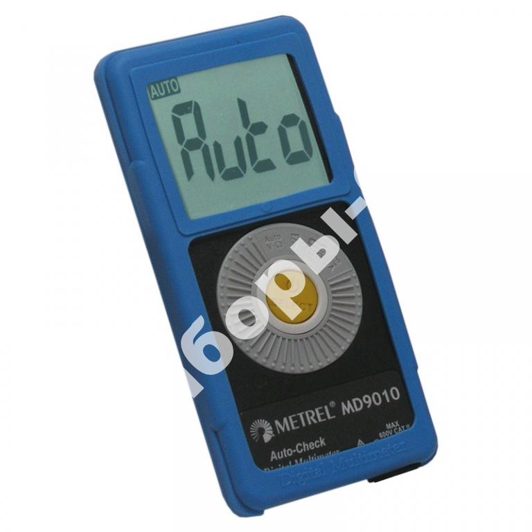 MD 9010 - цифровой мультиметр