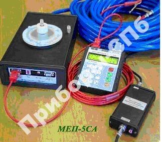 МЕП-5СА - высоковольтный мост переменного тока