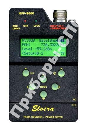 РИЧ-8 (MFP-8000) - портативный измеритель частоты и мощности