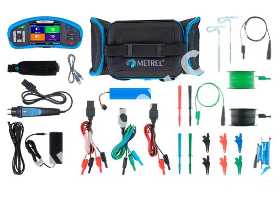 MI 3155 ST - измеритель параметров электроустановок (базовая комплектация)