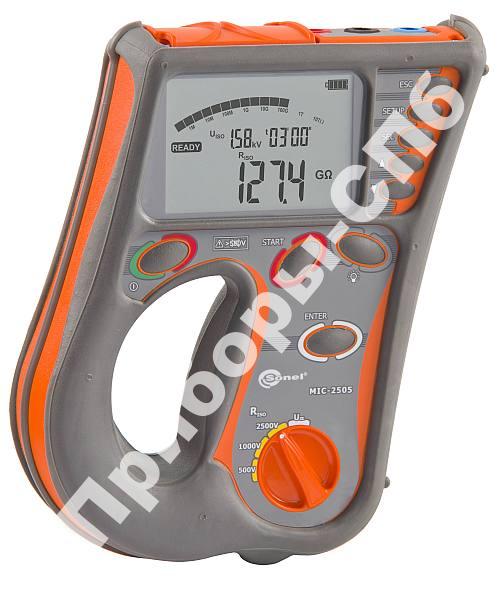 MIC-2510 - измеритель параметров электроизоляции