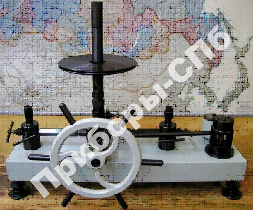 МП-2500 (кл. 0,05) - манометр грузопоршневой