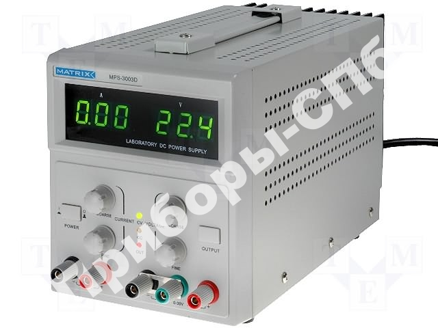 MPS-3003D - источник питания