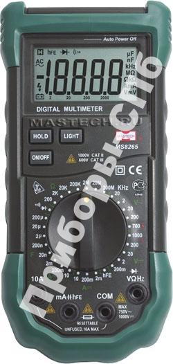 MS8265 Цифровой мультиметр