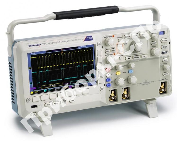 DPO2012 - цифровой осциллограф