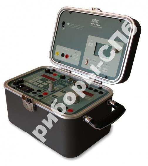 PTE-100-C PRO - однофазный тестер релейных защит